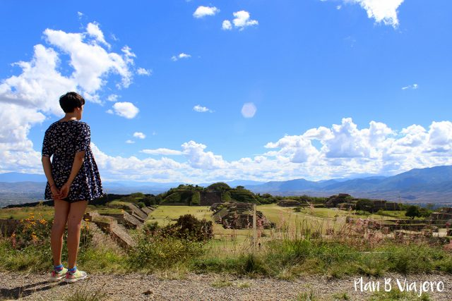 plan b viajero , Monte Albán, oaxaca , cultura zapoteca