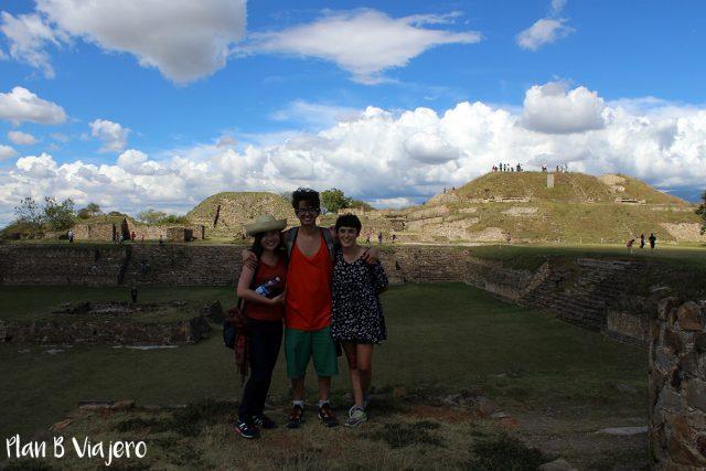 plan b viajero , Monte Albán, oaxaca , cultura zapoteca,