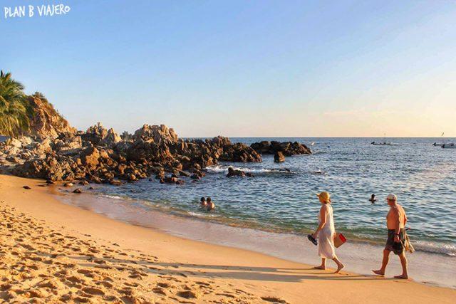 plan b viajero, mejores playas de Oaxaca, playa manzanillo