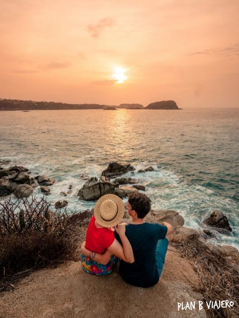 plan b viajero, turismo responsable, playas de oaxaca, bahias de huatulco, hotel las brisas