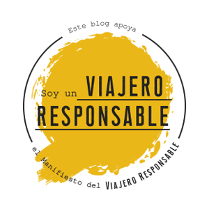 Sello viajero responsable, plan b viajero