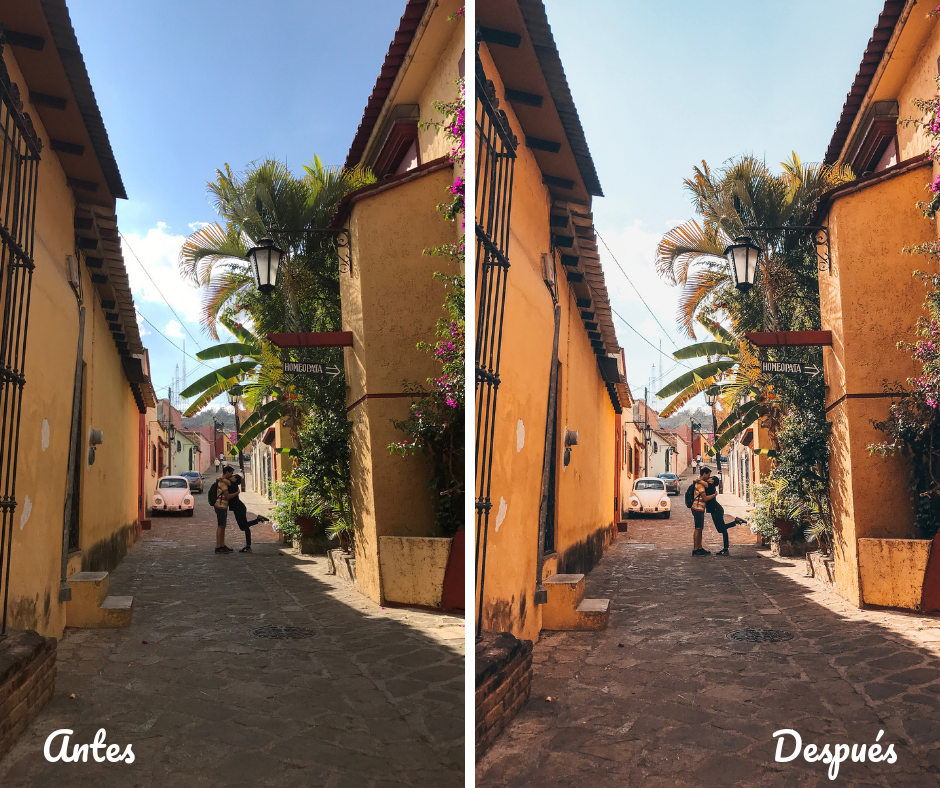 lightroom preset free, oaxaca, antes y despues fotos lightroom preset gratis