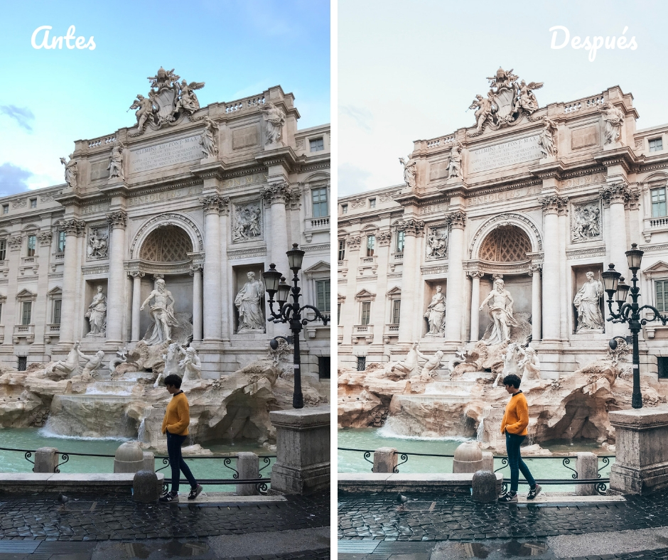 lightroom preset free, antes y despues fotos lightroom preset gratis