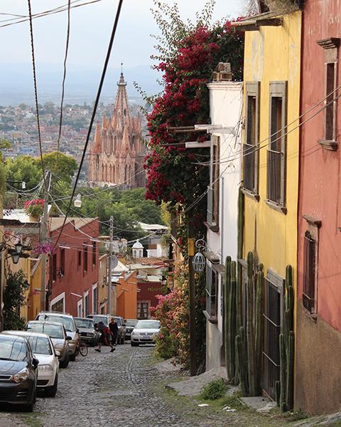 Guanajuato antes, lightroom presets mobile