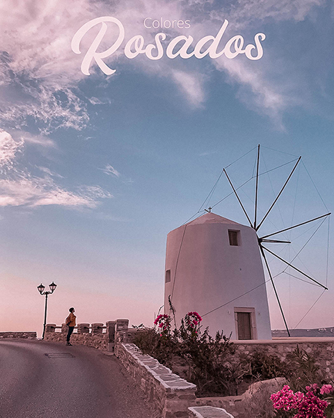 lightroom presets mobile, Colores Rosados
