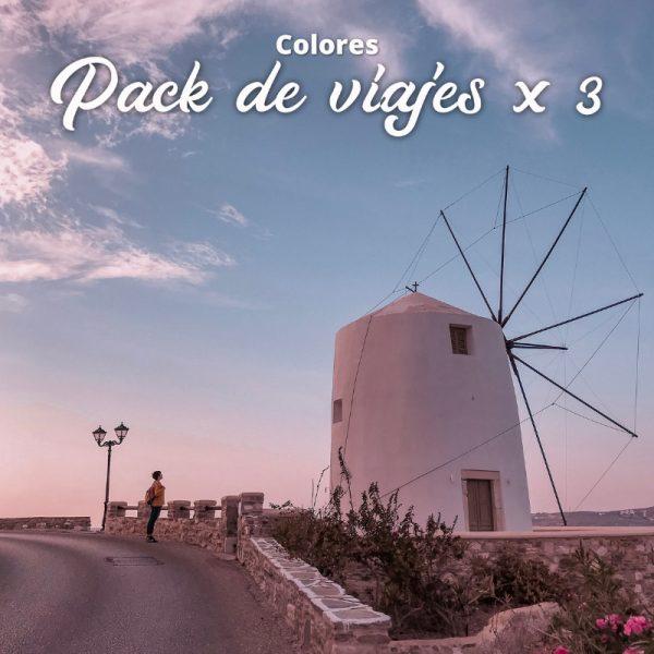 plan b viajero, lightroom preset rosados