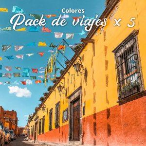 plan b viajero, lightroom presets, portada x 5, preset paisajes