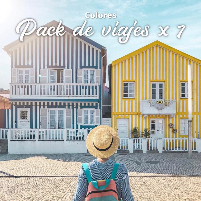 plan b viajero, lightroom presets, portada x 7