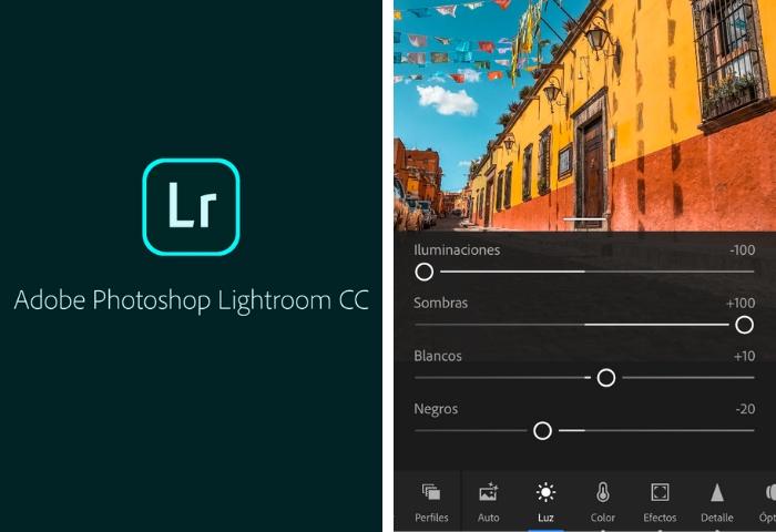 plan b viajero, lightroom app, aplicaciones para mejorar tus Stories de Instagram