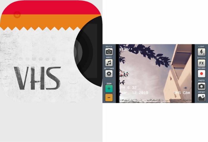 plan b viajero, vhs app, aplicaciones para mejorar tus Stories de Instagram