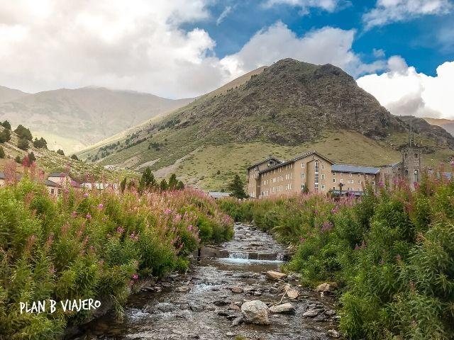 valle de nuria catalunya