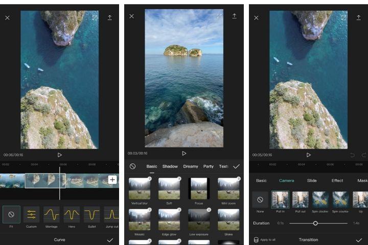 apps que necesitas para Instagram, app para editar videos, app para editar videos para TikTok