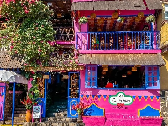 los colorines tepoztlan
