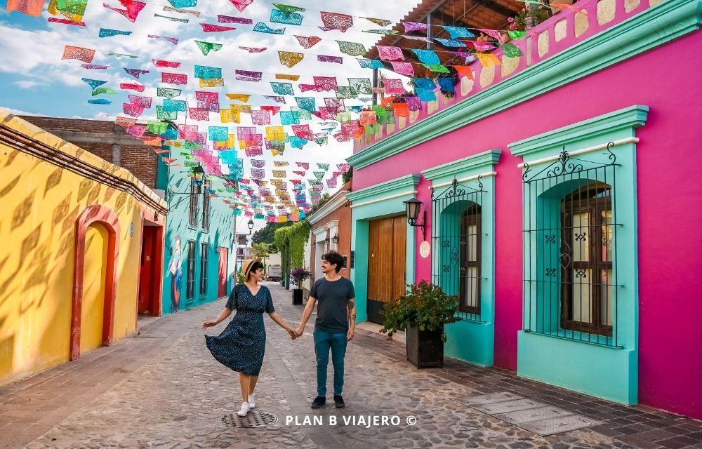 plan b viajero, mejores hoteles boutique para parejas en oaxaca