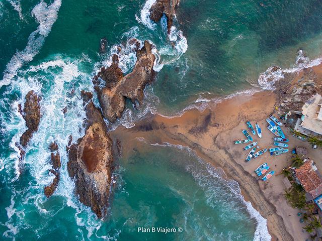 playa san agustinillo, mejores playas de oaxaca