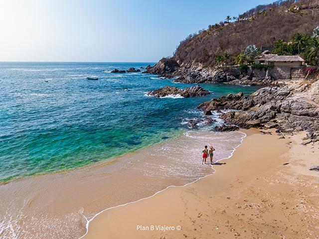 playa estacahuite, mejores playas de oaxaca, plan b viajero