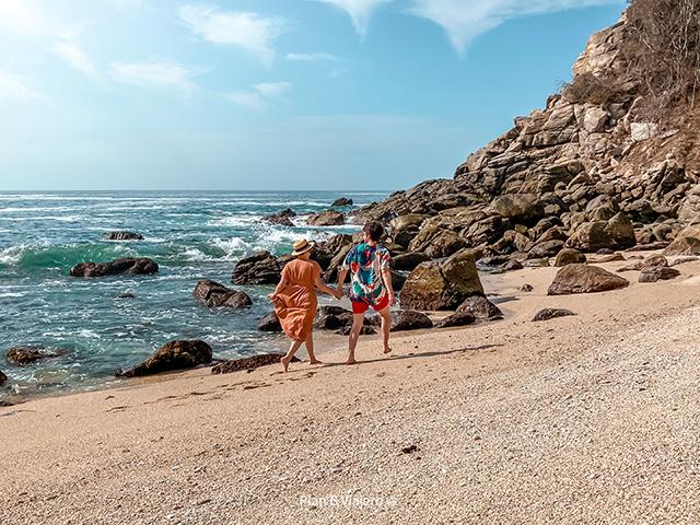 la boquilla oaxaca, plan b viajero, playas de oaxaca