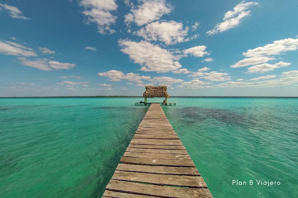 plan b viajero, laguna de bacalar, lugares mas lindos de mexico