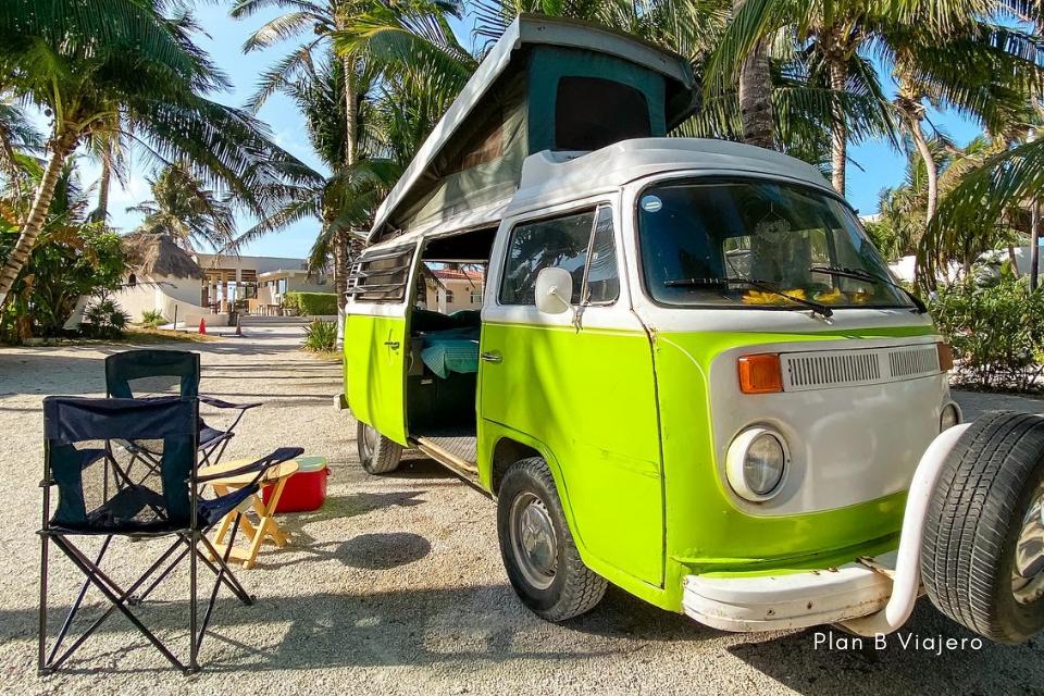 plan b viajero, rentar una combi para viajar en riviera maya